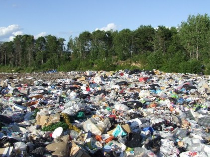 landfill picture